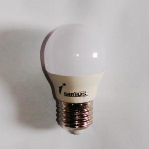 Фото LED лампы G45 LED 6W Е27 3000К