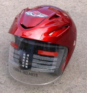 Фото Экипировка Шлем AD-168 Красный без бороды