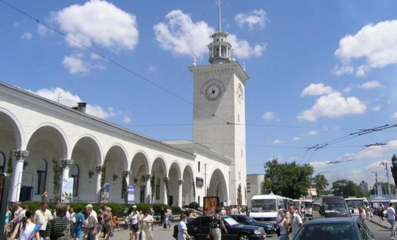 Фото Маршруты в Крым из Украины Киев - Симферополь