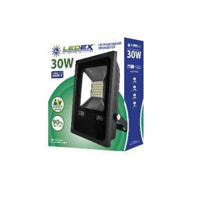 Фото ПРОЖЕКТОРЫ Светодиодный Прожектор SMD LEDEX 30W Slim 6500k