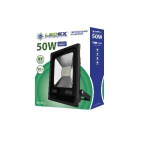 Фото ПРОЖЕКТОРЫ Светодиодный Прожектор SMD LEDEX 50W Slim 6500k