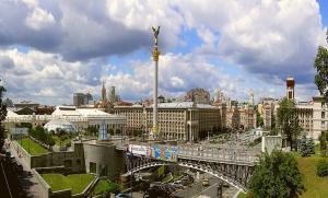 Джанкой - Киев