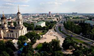 Ялта - Краматорск