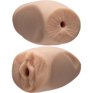 Фото Интимные товары, Мастурбаторы, искусственные вагины Мастурбатор Doc Johnson Dani Daniels and Cherie Deville Ultraskyn