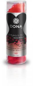 Фото Интимные товары, Секс приколы, Секс-игры, Подарки, Интимные украшения Декоративные лепестки DONA Rose Petals Red