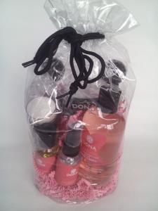 Фото Интимные товары, Секс приколы, Секс-игры, Подарки, Интимные украшения Подарочный набор Dona Be Romanced Gift Set - FLIRTY