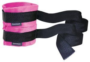 Фото BDSM и электростимуляторы, BDSM игрушки и аксессуары Наручники Sportsheets Kinky Pinky Cuffs
