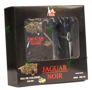 Набор подарочный M Parfum «JAGUAR» (мужской, одеколон+дезодорант-спрей, Украина)