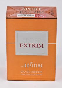 Вода туалетная Art positive «Sport extrim» (90 мл, мужская, Россия)