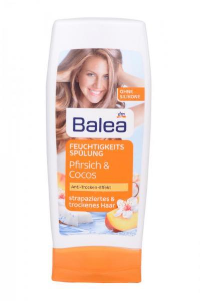 Фото Гели, пены для бритья, средства по уходу за телом., Уход за волосами Бальзам для волос BALEA (300 мл) арт. 001