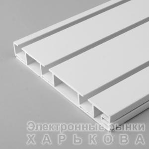 «ОМ 3»  Карниз потолочный трехрядный    (Арт. V00126)