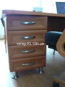 Фото Мебель для офиса Угловой стол в офис