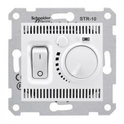 Терморегулятор для теплого пола с датчиком температуры Sedna