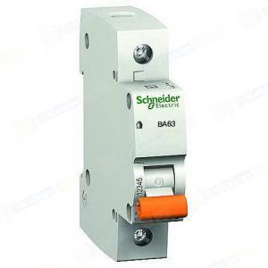 Автоматический выключатель ВА63 однополюсный 10А