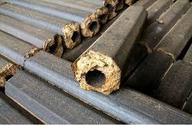 Фото  брикеты Pini Kay из древесины
