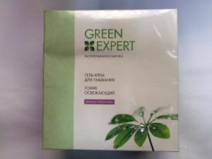 набор подарочный женский GREEN EXPERT