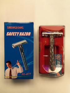 Станок для бритья НС-877 (лепесток раскрытие)