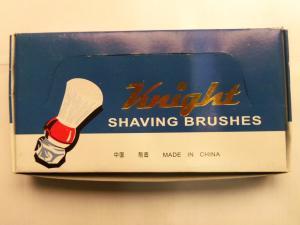 Помазок для бритья (6 шт, цвета в ассортименте, Китай) VINIGHT
