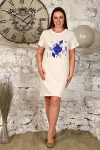 Фото женская домашняя одежда Домашнее платье-футболка
