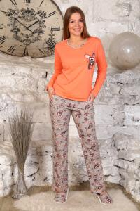 Фото женская домашняя одежда Костюм домашний