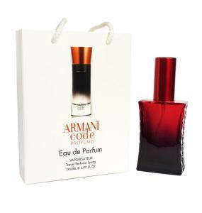 Фото Парфюмы в подарочной упаковке. 50мл, Женские Giorgio Armani Armani Code Profumo в подарочной упаковке 50 ml