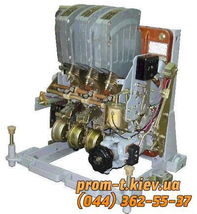 Фото Автоматические аппараты для защиты от перегрузок и короткого замыкания электрической цепи, Автоматический выключатель серии АВМ Автомат АВМ-10