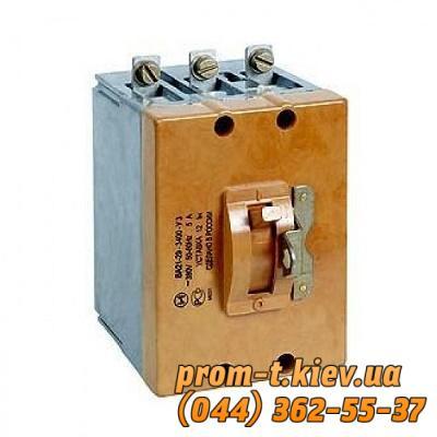 Фото Автоматические аппараты для защиты от перегрузок и короткого замыкания электрической цепи, Автоматический выключатель серии ВА Автомат ВА 21-29