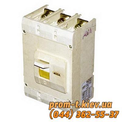 Фото Автоматические аппараты для защиты от перегрузок и короткого замыкания электрической цепи, Автоматический выключатель серии ВА Автомат ВА 52-39
