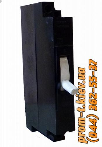 Фото Автоматические аппараты для защиты от перегрузок и короткого замыкания электрической цепи, Автоматический выключатель серии АЕ Автомат АЕ-2044