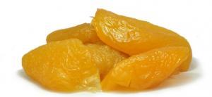Купить сухофрукты из персика оптом