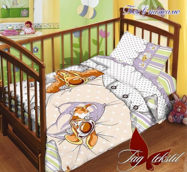 Фото ДЕТСКИЙ ТЕКСТИЛЬ, Постельное детское в кроватку Детский комплект ТМ