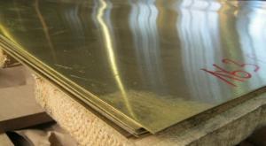 Фото Цветной прокат Латунный прокат
