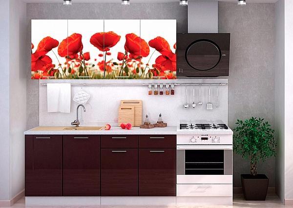 Фото Кухни готовые Кухня Маки 1,6м (1,8м, 2,0м) - (Стендмебель)