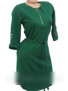Фото Платья Женское платье из креп-трикотажа