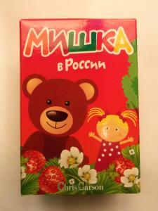 Туалетная вода детская МИШКА В РОССИИ, 50 мл.