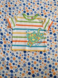 Фото Одежда для мальчиков, Размер 56 футболка