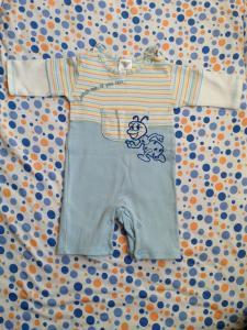 Фото Одежда для мальчиков, Размер 62 пижамка