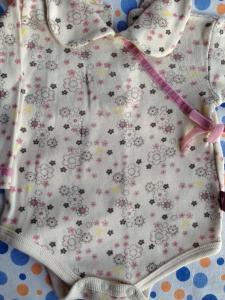 Фото Одежда для девочек, Размер 56 бодик