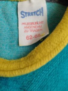 Фото Одежда для девочек, Размер 62 слип