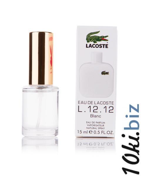 Мини-парфюм Lacoste L.12.12 Blanc (М) - 15мл