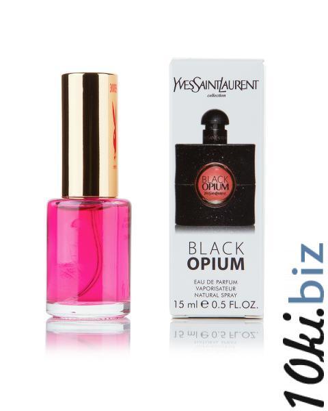 Мини- парфюм Black Opium Yves Saint Laurent Ж 15 мл