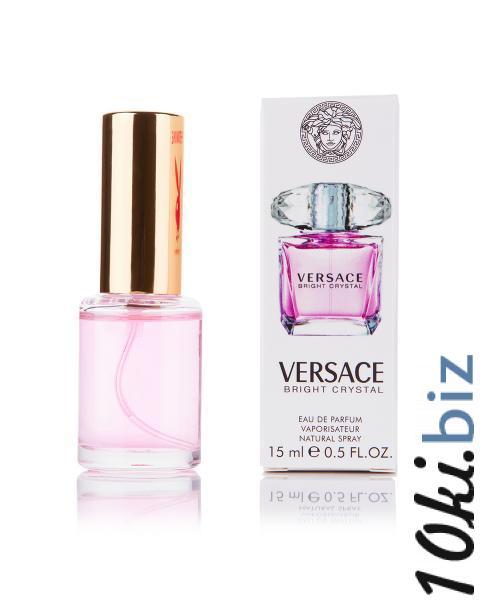 Мини-парфюм Versace Bright Crystal (Ж) 15 мл