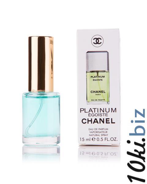 Мини-парфюм Egoïste Chanel Platinum ( М ) 15 мл