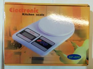 Весы кухонные электронные без чашки SF 400