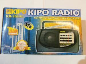 Радиоприемник KIPO KB-308 AC
