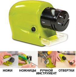 Фото Товары для дома Электрическая точилка для ножей и инструментов SWIFTY SHARP