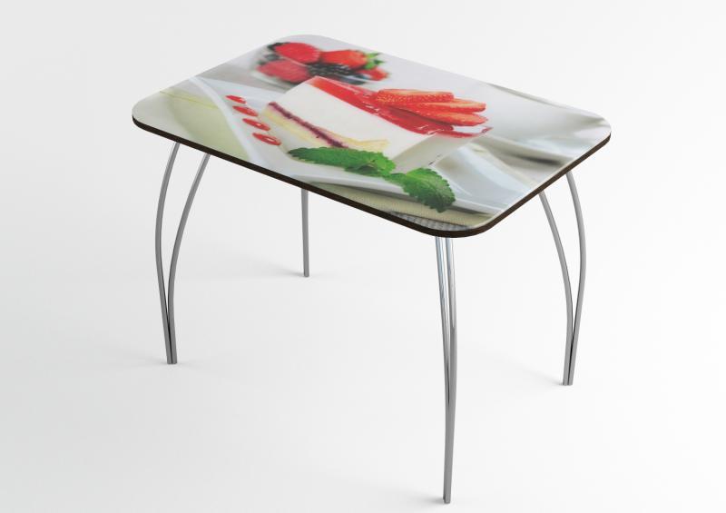 Фото Обеденные столы Стол обеденный стекло Десерт (ДСВ)