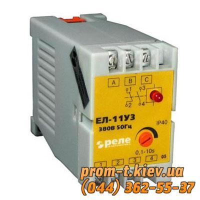 Фото Реле напряжения, времени, тепловое, тока, промежуточное, электромеханическое, давления, скорости , Реле ЕЛ Реле ЕЛ-11