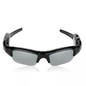 Фото Мини видеокамеры Солнцезащитные умные очки с цифровой НD камерой аудио-видео регистратор мини DVR  экшн-камера