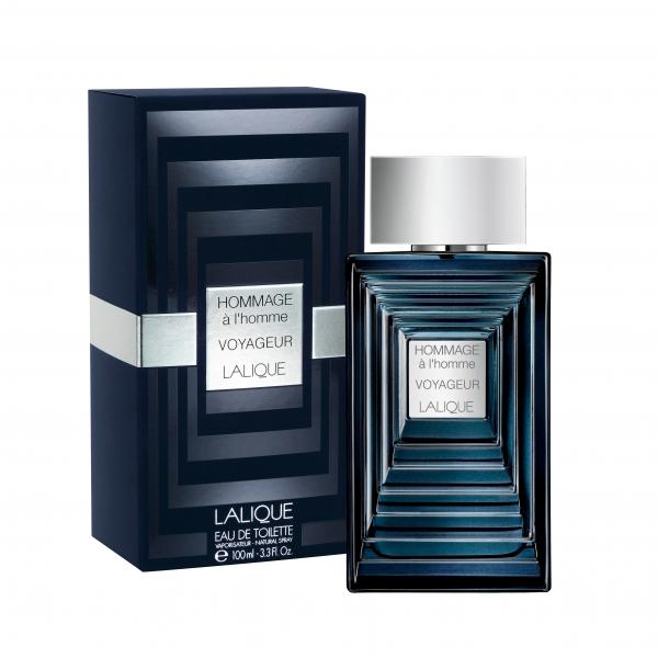 Фото Новинки, Lalique Parfums (Лалик Парфюм) Lalique Hommage a l'homme Voyageur edt 100 ml